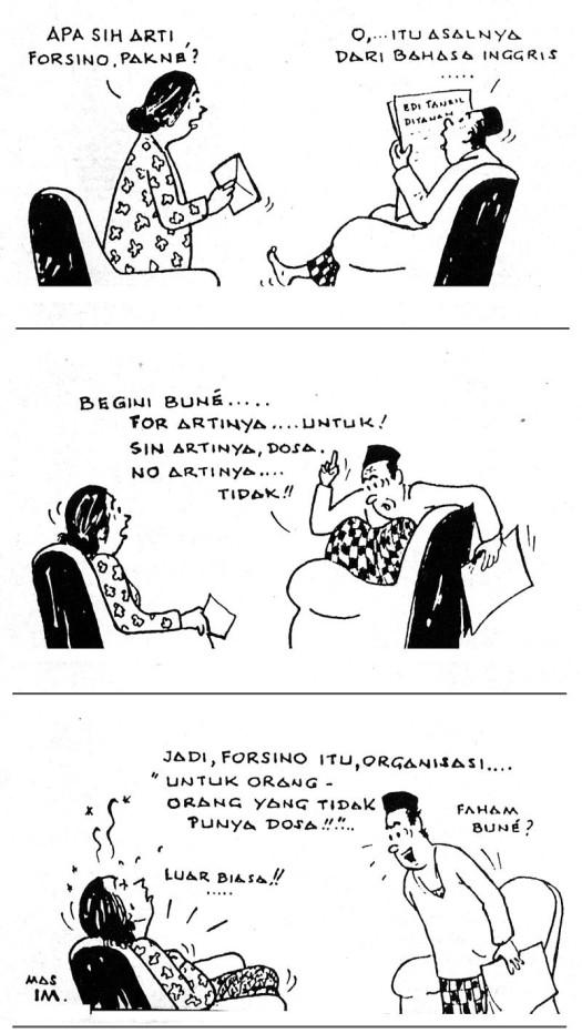 arti-forsino