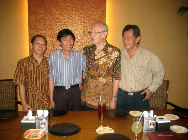yudi (81), roni (83), romo bolsius, mas wiyanto (74)