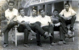 Rubuyanto, Mulyanto, Bavo Saragih, Dwi Narwoko, Eddy Iswanto, Affandi
