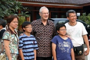 with fam and father bolsius (foto: Ferry WA)
